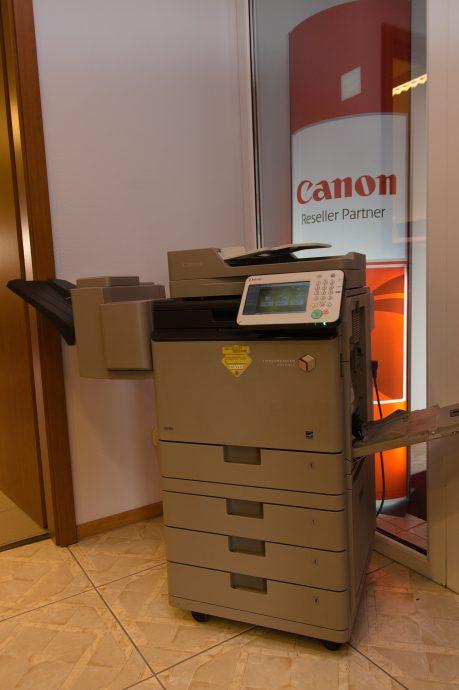 Canon C351iF színes fénymásoló bérlés