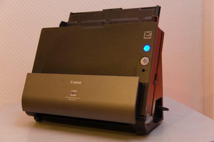 Canon DR-C225 szkenner bérlés