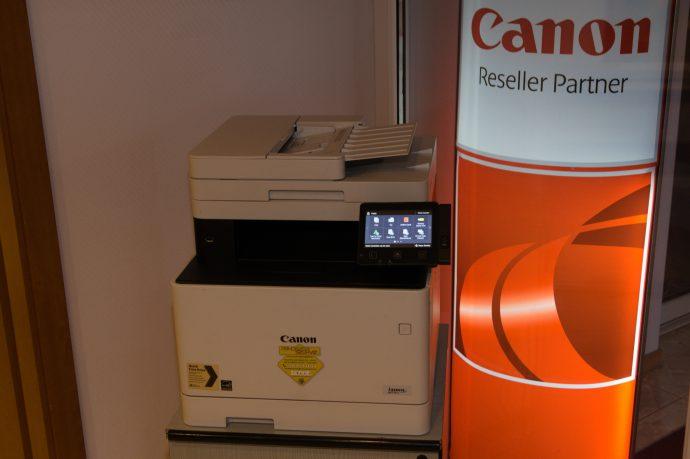 Canon MF735Cx multifunkciós nyomtató bérbeadás