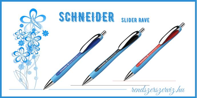 Schneider golyóstollak