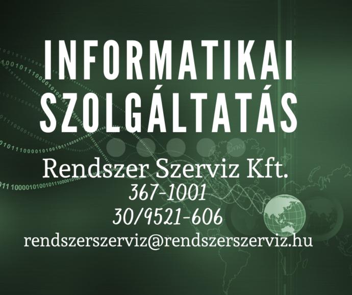 Informatikai szolgáltatás